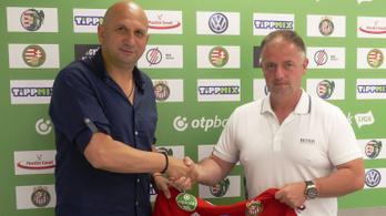 Miriuta lett a nagyratörő terveket szövő Kisvárda új edzője