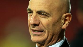 Az új Honvéd-edző szerint a magyar foci nem gyengébb az olasz bajnokságnál
