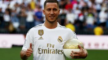 Hazard bemutatására várva már az újabb sztárigazolást követelték a madridi szurkolók