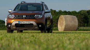 Megvolt Dacia Duster Prestige 1.33 TCe 150 FAP 4x2 – 2019.