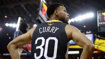 Curry kihagyta a sorsdöntő triplát, NBA-bajnok lett a Toronto Raptors