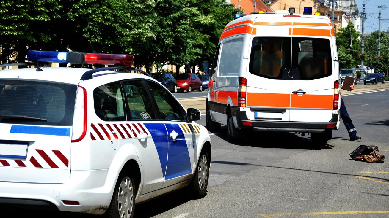 mentő-rendőr-rendőrség