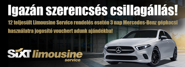 sixt limo index promo