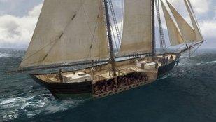 Megtalálták Alabamában az utolsó rabszolgahajót