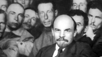 Lenin egy gomba!