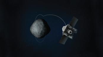 Rekordközel került egy kisbolygóhoz a NASA űrszondája