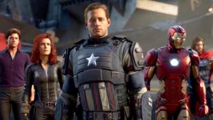 Mindennek vége, a Bosszúállók már a videojátékok világát is letarolták