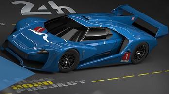 Bejelentették az autószerű Le Mans-i versenygépeket
