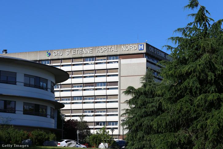 Froome-ot a St. Etienne kórházba szállították