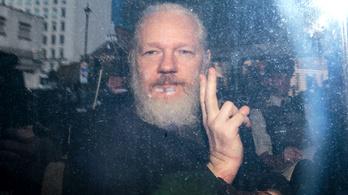 2020 elején dől el, kiadják-e Assange-ot az USA-nak