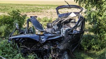 Halálos baleset történt Székesfehérvár és Zámoly között