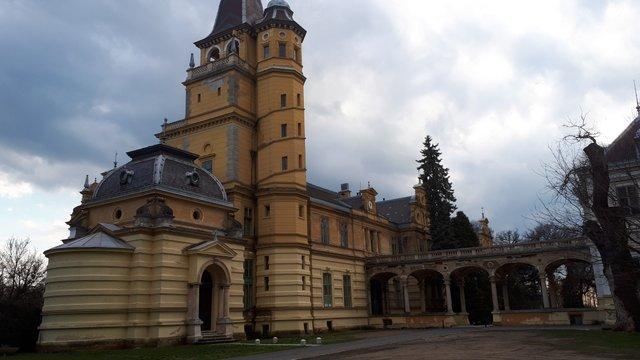 A szabadkígyósi Wenckheim-kastély meglátogatása
