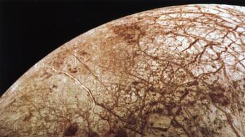 Konyhasót találtak amerikai kutatók a Jupiter legnagyobb holdjának felszínén
