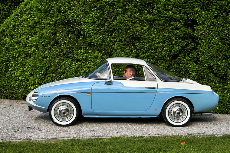 Seat Nardi 750 GT, 1964