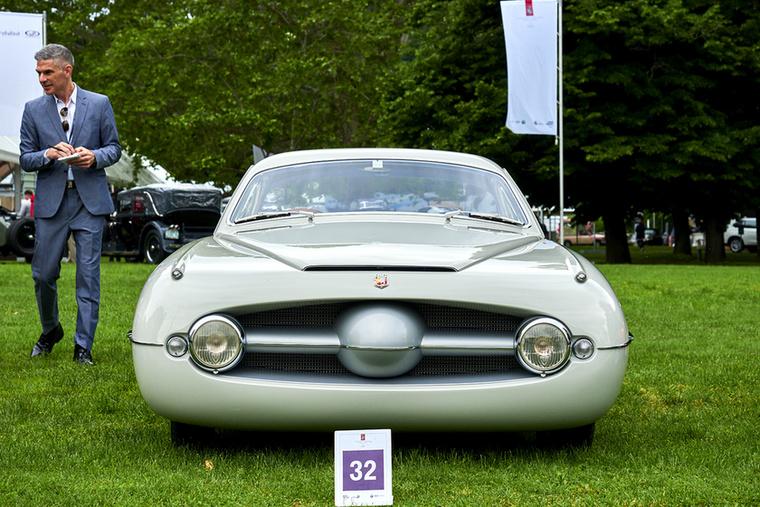 Abarth 205 Sport 1100, 1953
