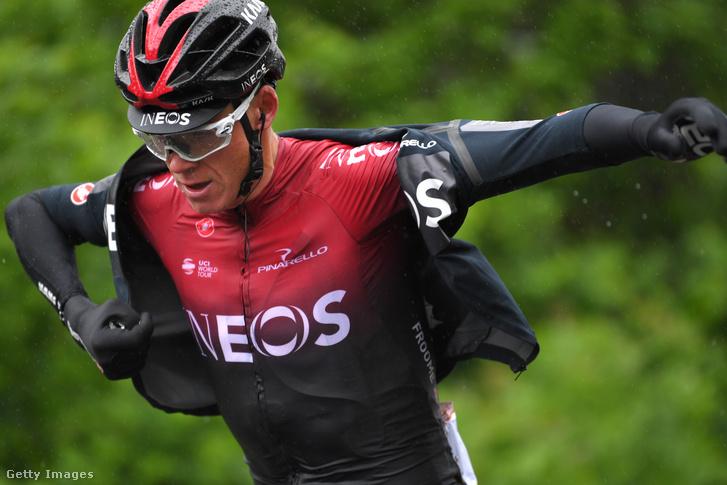 Chris Froome a Critérium du Dauphiné-en