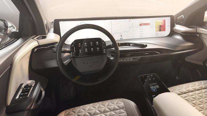 Gyártásba küldik a teljes képernyős autót