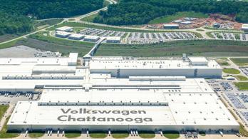 Nem sikerült szakszervezetet alapítani a VW amerikai gyárában