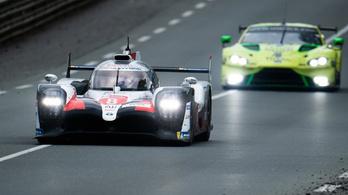 Dráma után a címvédő trió nyert Le Mans-ban