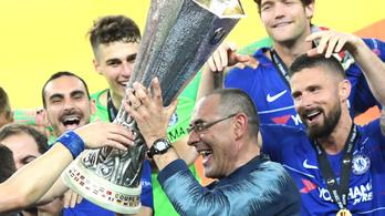 Sarri otthagyja a Chelsea-t, a Juventusnál folytatja