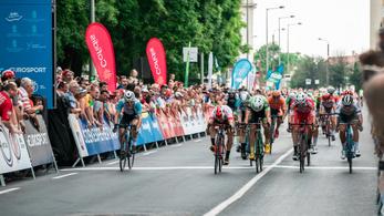 Letté lett a Tour de Hongrie sárga trikója, két magyar a dobogón