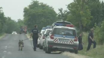 Megtalálták a lábhoz tartozó holttestet Mezőlak közelében