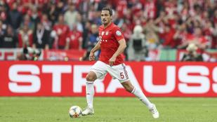 2 millió euróval keres kevesebbet, mégis elmegy a Bayerntől