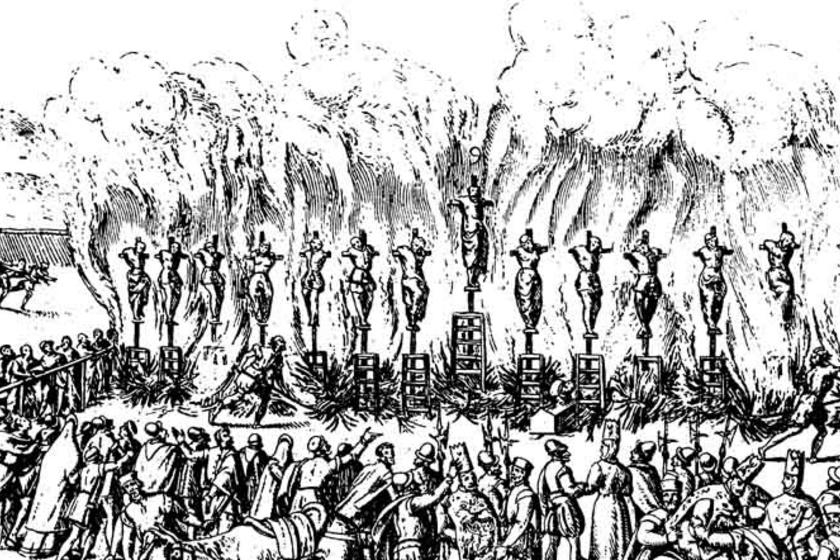 Az inkvizíció kegyetlen és brutális világa