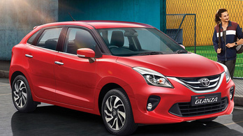 Glanza: a Suzukiból lett Toyota