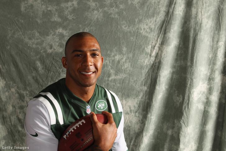Winslow a New York Jets játékosaként 2013. szeptember 1-én