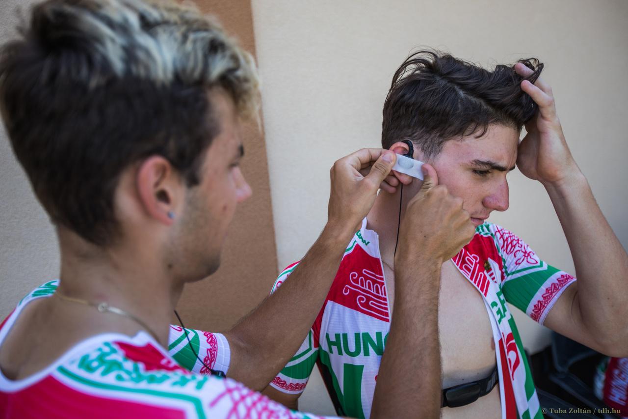A Kazincbarcika és Tiszafüred között félszakasz hozta a verseny első magyar sikerét. A magyar válogatottban tekerő Lovassy Krisztián száz kilométeres szökés végén célfotóval győzte le a lengyel Aniolkowskit. Magyar versenyző három év után nyert ismét szakaszt a legrangosabb hazai versenyen.
