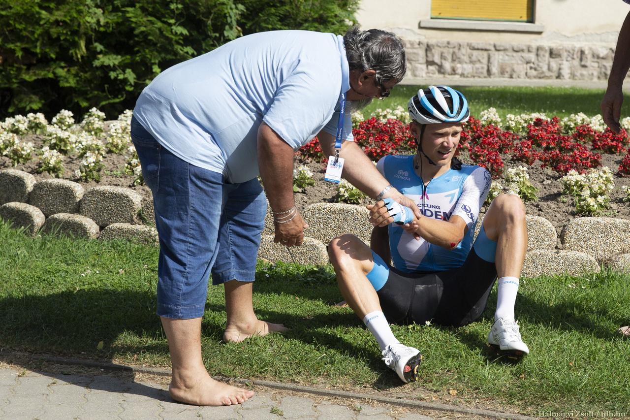 Az ország legmagasabb pontján legutóbb három éve volt befutó, akkor is a Cycling Academy csapat egyik versenyzője, az amerikai Chris Butler ért fel elsőként a Kékestetőre. Abban az évben szintén az ő versenyzőjük, az észt Mihkel Raim nyerte az összetettet.