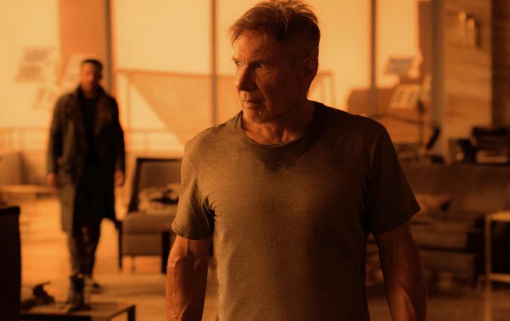 Harrison Ford az új Szárnyas fejvadászban