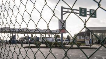Öngyilkos lehetett egy rendőr a záhonyi határrendészeten
