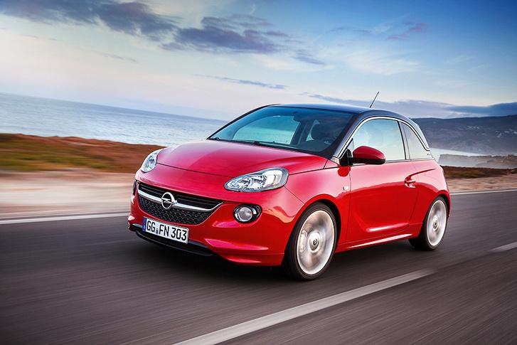 2012 A281488 Opel ADAM
