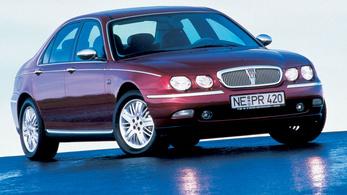 Vettem egy tökéletes Rover 75-öt, hogyan óvjam?