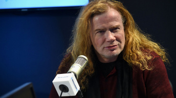 Torokrákos a Megadeth frontembere