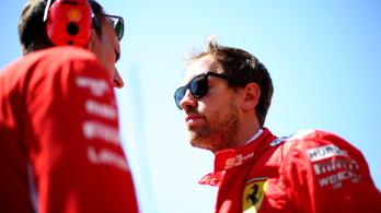 A Ferrari mégis megtámadja Vettel büntetését