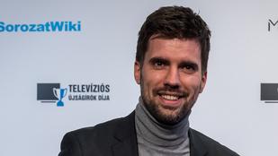 Kisfia született D. Tóth Andrásnak