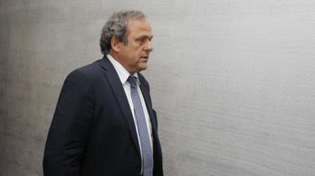 Őrizetbe vették Michel Platini korábbi UEFA-elnököt