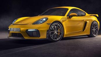 Itt van két új Porsche a legjobb fajtából