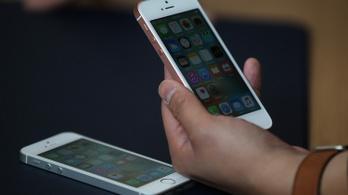 Új, kis kijelzős iPhone-on dolgozik az Apple