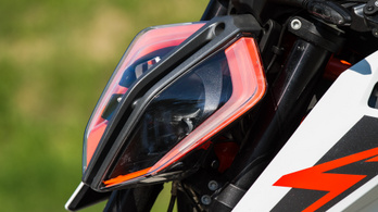 Jövőre frissítik a KTM 1290 Super Duke R-t