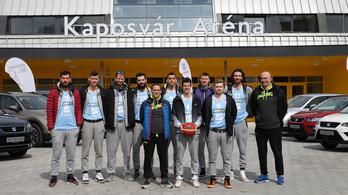 Az összes játékos szerződését felbontják Kaposváron