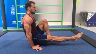 Így tedd változatossá és hatékonyabbá a core-edzésedet