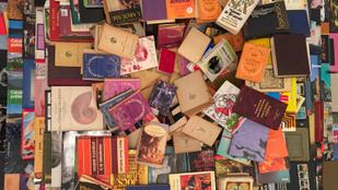 Kitalálod tíz szóból, hogy melyik regényről van szó? – Ti küldtétek!