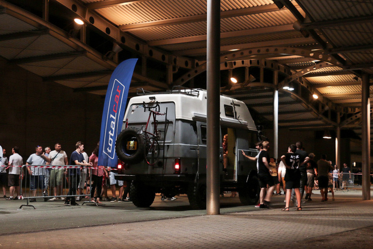 Igazi expedíciós jármű a VW LT 4x4
