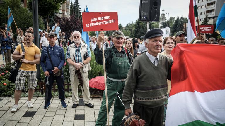 Területi autonómia követelése lett az úzvölgyi konfliktusból