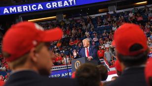 Trump jövőre újra elindult az elnökségért