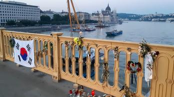 Érdekli a dél-koreaiakat Budapest, de nagy számban törlik a hajós programokat